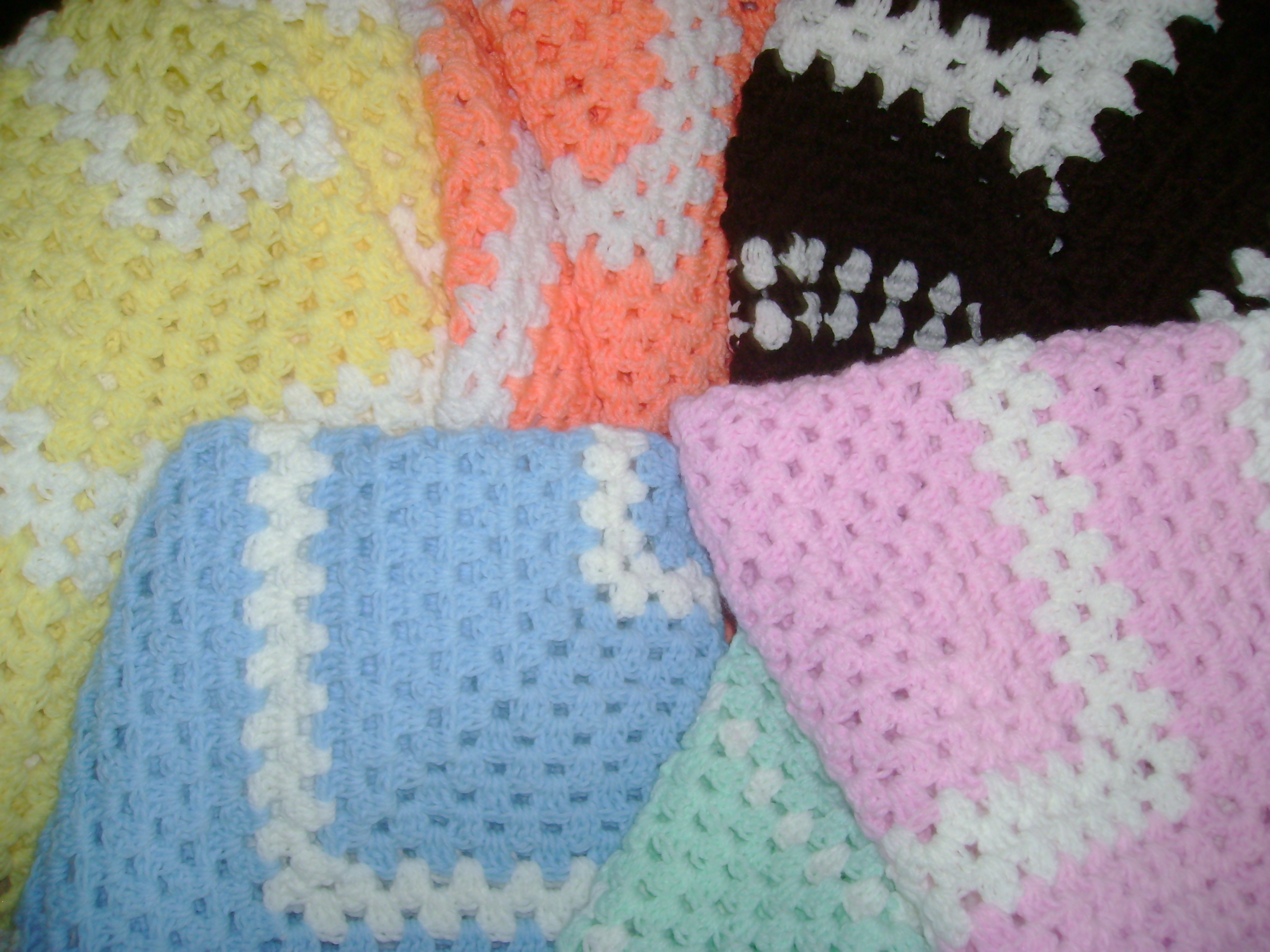 Mixed blanket